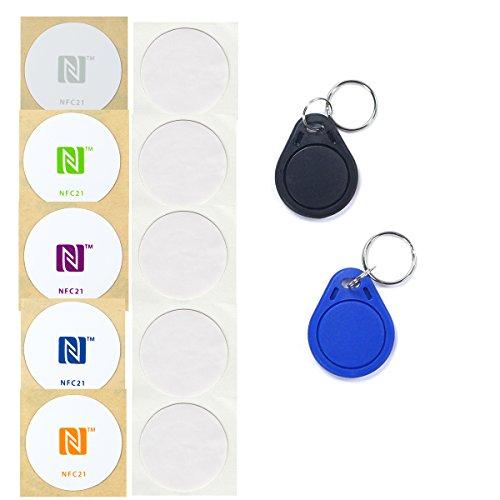 NFC21 68250 Starter Kit Medium, Inhalt 12 Stück für NFC Smartphone