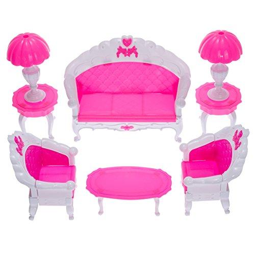 barbie wohnzimmer ? bestseller shop ? alles rund um spielwaren und ... - Barbie Wohnzimmer Möbel