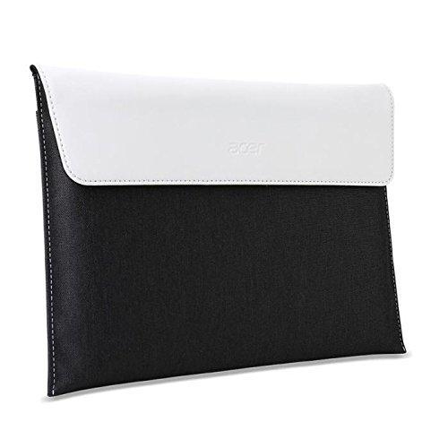 Acer Aspire Protective Sleeve moonstone weiß/dunkelgrau
