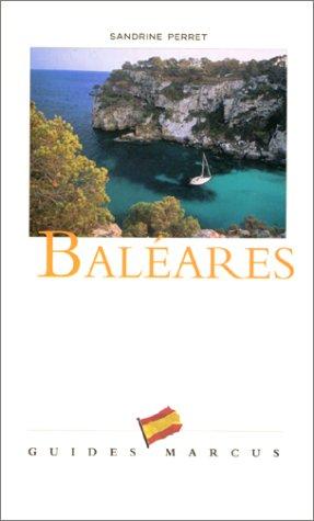 Baléares par Guides Marcus, Sandrine Perret