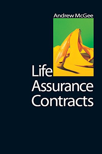Life Assurance Contracts (New Title S.)