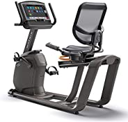 "Matrix Recumbent Bike R30xir with 16"" class HD touchs"
