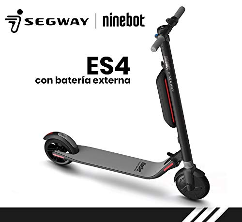 Ninebot by Segway Kickscooter ES4 scooter elettrico
