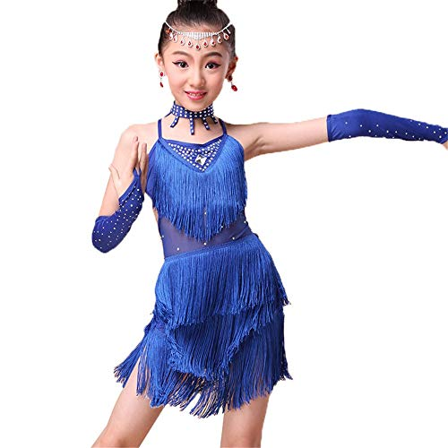 Kinder Tanzkleid Röcke Kinder Mädchen Latin Dance