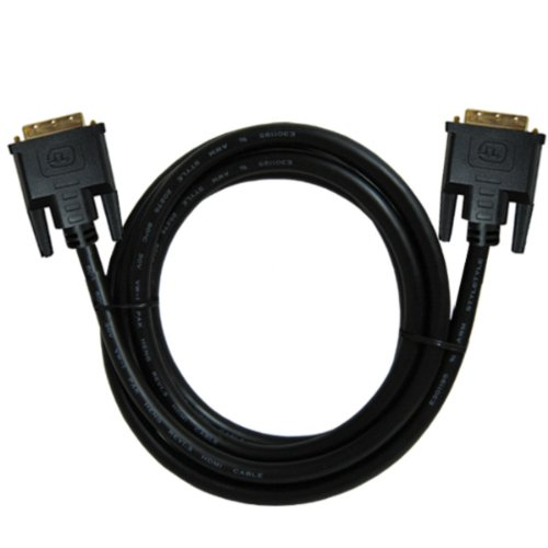 DVI-D Kabel 24+1 polig DUAL LINK 2m [Elektronik] -