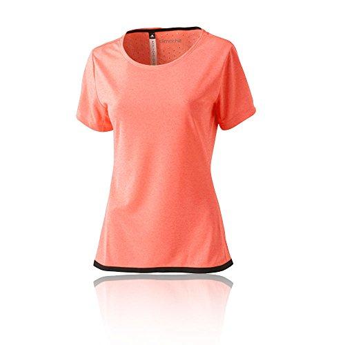 Adidas Climachill, maglietta da donna multicolore