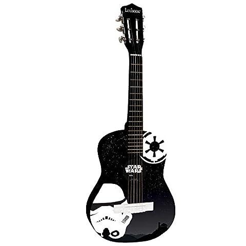 LEXIBOOK- K2000SW - Guitare Acoustique - Star Wars