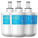 AQUACREST Filtre à Eau pour Réfrigérateur, Compatible avec Samsung Aqua Pure PLUS DA29-00003G, DA29-00003F, DA29-00003B, DA29-00003A, HAFIN2/EXP, DA97-06317A, DA61-00159A, DA2900003A(3 Pack)