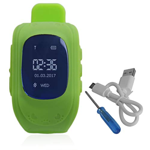 LESHP OLED Display Kids Smartwatch