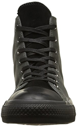 Converse, All Star Hi Leather Suede Sneaker,Unisex Adulto Storm Wind/Black