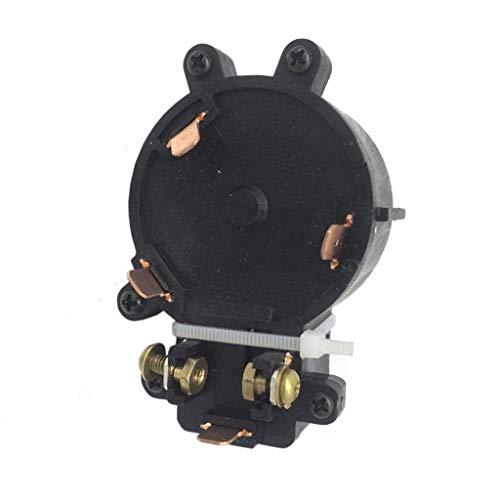 perfk Außenborder-Drehzahlregler Elektromotor-Zubehör Drehzahlschalter für Unterwassermotor