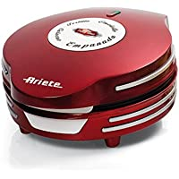 Ariete 182 Party Time - Máquina de empanadas y tortillas, 700 W, color rojo
