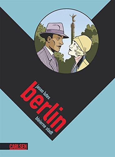 Buchseite und Rezensionen zu 'Berlin Bd 2: Bleierne Stadt' von Jason Lutes