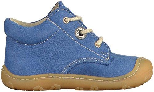 Ricosta Baby Mädchen Cory Lauflernschuhe Blau(Royalblau)