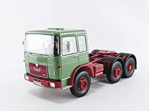 ROAD KINGS RK180052GR - Coche en Miniatura, Color Verde y Rojo