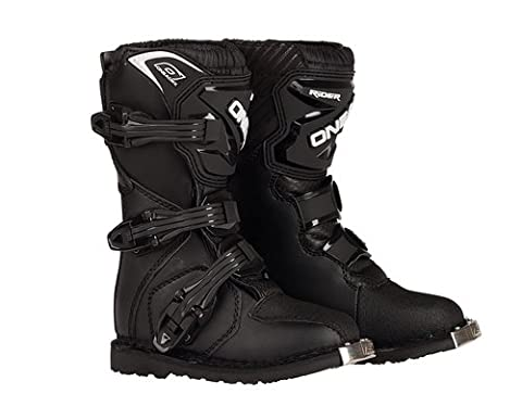 O'Neal Rider Boots (Black, Youth 13) by O'Neal
