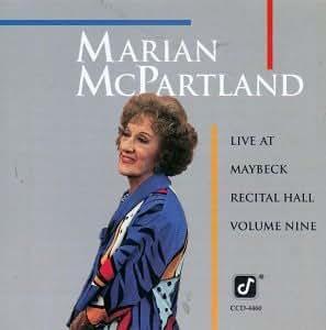 Live at Maybeck Recital Hall Vol.9