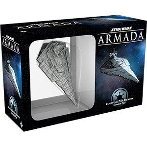 Fantasy Flight Games FFGD4301 Star Wars: Armada - Sternenzerstörer Sieg Erweiterungspack