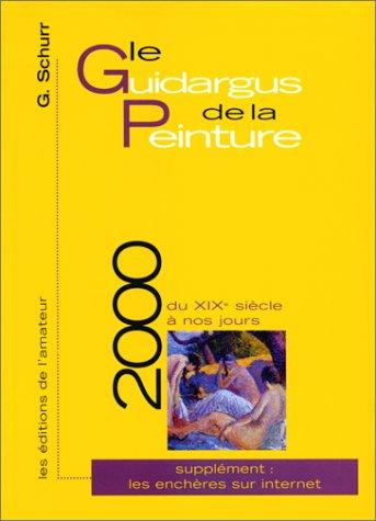 Guidargus de la peinture 2000