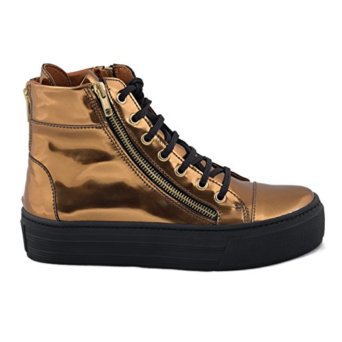 Nae Ibiza Gold - Damen Vegan Sneakers - 2
