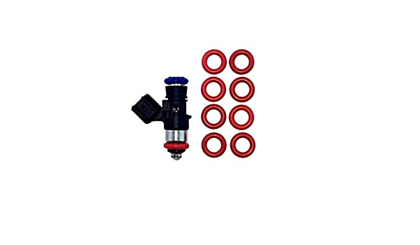 Fuel1 OR-8R O-ring kit EV14 Multi Fuel Bosch GM 15.5mm for LS3 LSA 8 Pieces Only