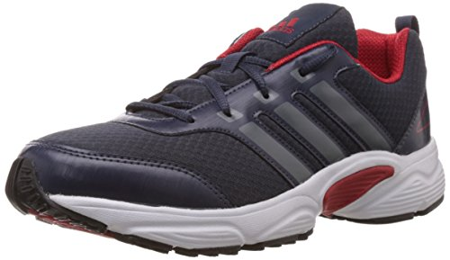 Comprare adidas uomini ermis m blu navy, scarlet and white (running