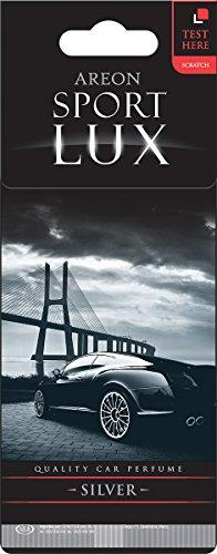 Bottari 21481 Deodorante per Auto Sport Lux, Silv