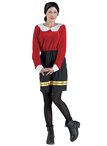 Chiber - Olivia Öl Kostüm (Erwachsene Kostüme Olive Popeye Und Für)