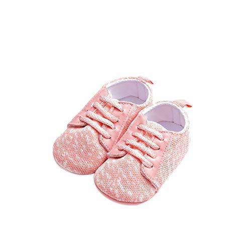 Pingtr - Unisex-Baby Schuhe Lauflernschuhe für Babyhausschuhe - Shoes Klassische marinefarbene Schuhe für besondere Anlässe für Babys und Kleinkinder Kinderschuhe aus hochwertigem