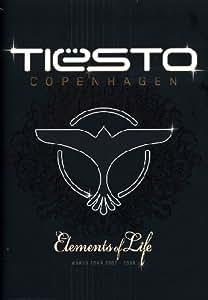 Tiesto - Copenhagen (Elements of Life World Tour) (2 DVDs)