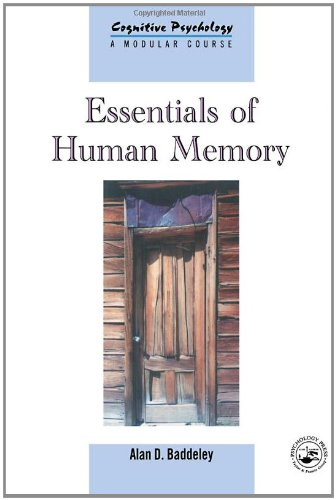 Essentials of Human Memory (Cognitive Psychology)