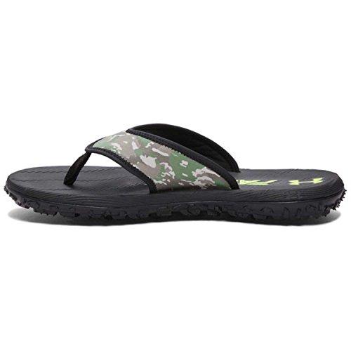 Under Armour Fat Tire Sandal Noir