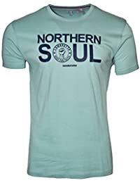 2d5e14e09 Lambretta Shirts Crew Neck Tee Short Sleeve Prints UK S - 4XL