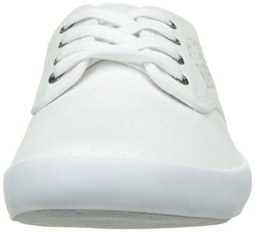 Kaporal Draguy, Baskets Basses homme Blanc
