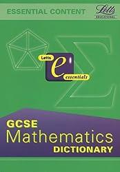 GCSE Maths Dictionary (GCSE Essentials)