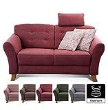 Cavadore sofá de 2plazas/Moderno sofá en Estilo rústico