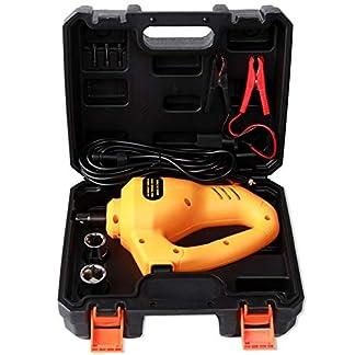 CAPTIANKN auto llave eléctrica, 12V impacto driver auto rePair Tool