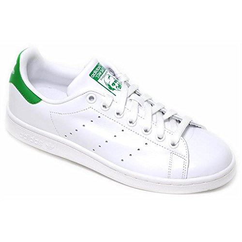hot sale online b7acb c454f Adidas Originals Stan Smith, Zapatillas de Deporte Unisex Adulto, Blanco  (Running White Footwear