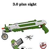 yzy Mouche Pistolet À Sel 3.0 Mosquito Blow Salt Insect Killer Gun Airsoft pour...
