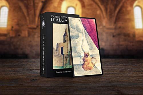 Cartes divinatoires d'Algariel: Jeu de 32 cartes avec livret bilingue par Alcide Nathanaël