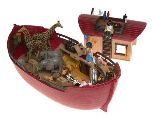 Imagen 4 de Playmobil 3255 - Arca de Noé