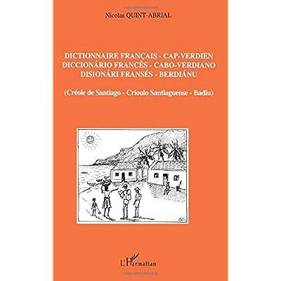 Dictionnaire français/capverdien 1997