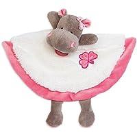 Baby nat' Doudou Zoé l'Hippo Rose