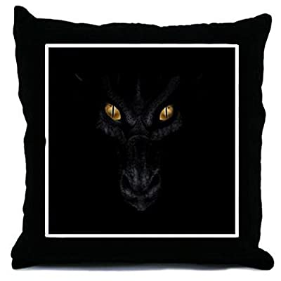 CafePress - Dragon Lurking In The Dark - Throw Pillow, Decorative Accent Pillow