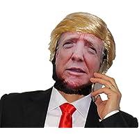 Disfrazzes Peluca Rubia Corta Presidente Donald Trump