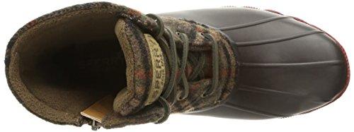 Sperry Top-Sider Stivali da donna acqua salata Brown