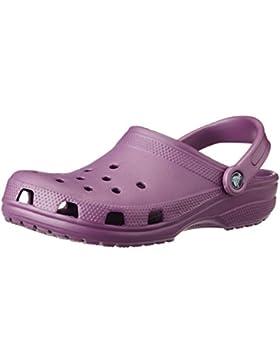 crocs Classic, Unisex - Erwachsene Clogs, Violett (Lilac), 36-37 EU