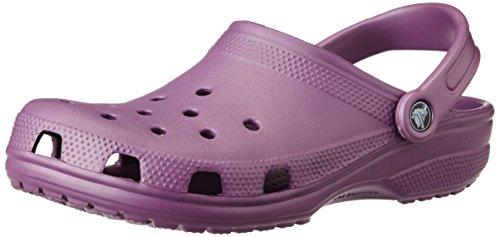 Crocs, classic 1001, sabot, unisex adulto, viola (lilac), 39/40 eu