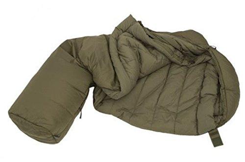 CARINTHIA Schlafsack BRENTA Miliär Survival Modell 2016 Größe L 200 cm oliv