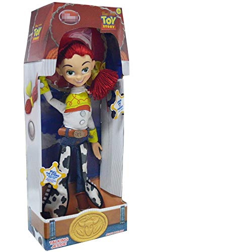 Toy Story - Jessie Action Figur / Puppe Figur / Figure 35 cm New in Box / 13